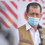 Doni Monardo Kepala BNPB