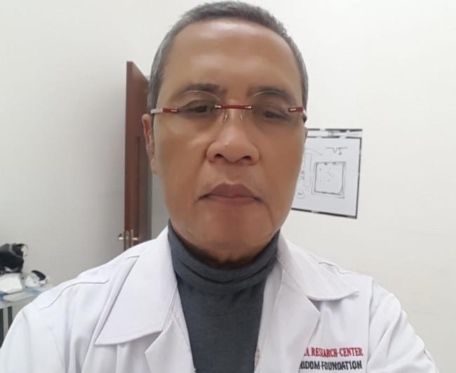 Prof Nidom: Target 1 Juta Vaksin/Hari Sulit Tercapai Tanpa Sosialisasi dan Kesiapan SDM-Fasilitas