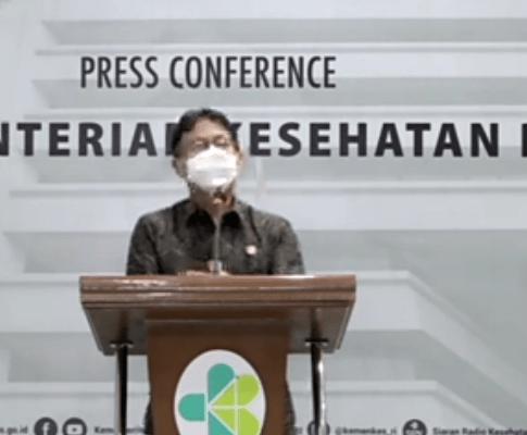 Menkes: Pandemi COVID-19 Disrupsi Ekosistem Kesehatan Global dan Lokal.