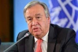 sekjen PBB Antonio Gutteres