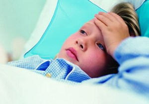 Mengatasi Penyakit Tipes pada Anak