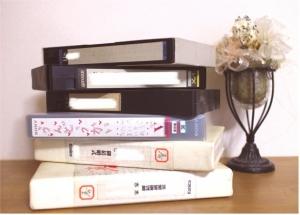 VHSテープをDVDへ!有名大手VS料金半額の格安業者サービスを比較してみた!