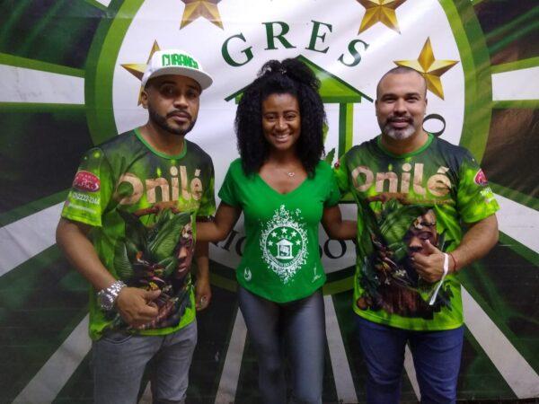 Acadêmicos do Cubango tem nova direção de Carnaval