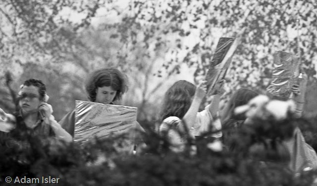 1 more from the vault: Anti-Viet Nam War Protest in Washington, DC - April, 1971