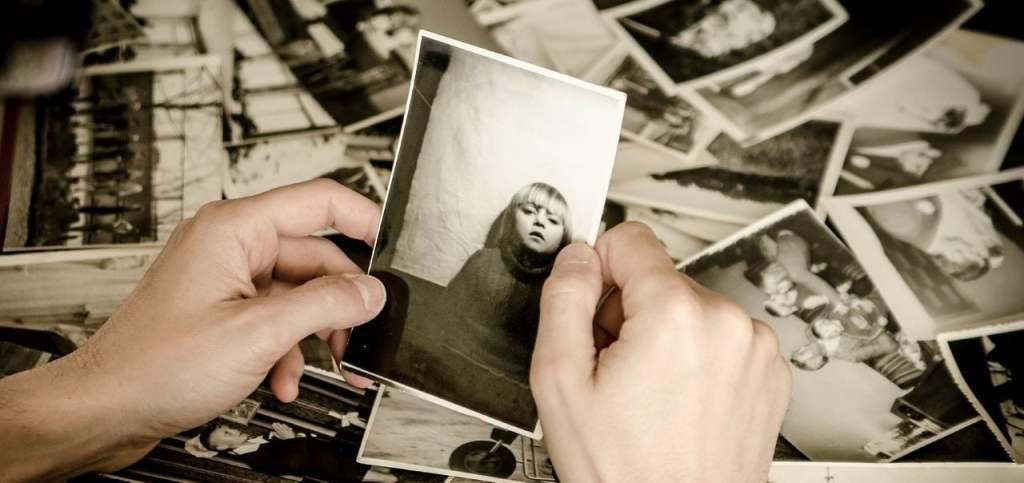 Nostalgia - czarno-biała fotografia
