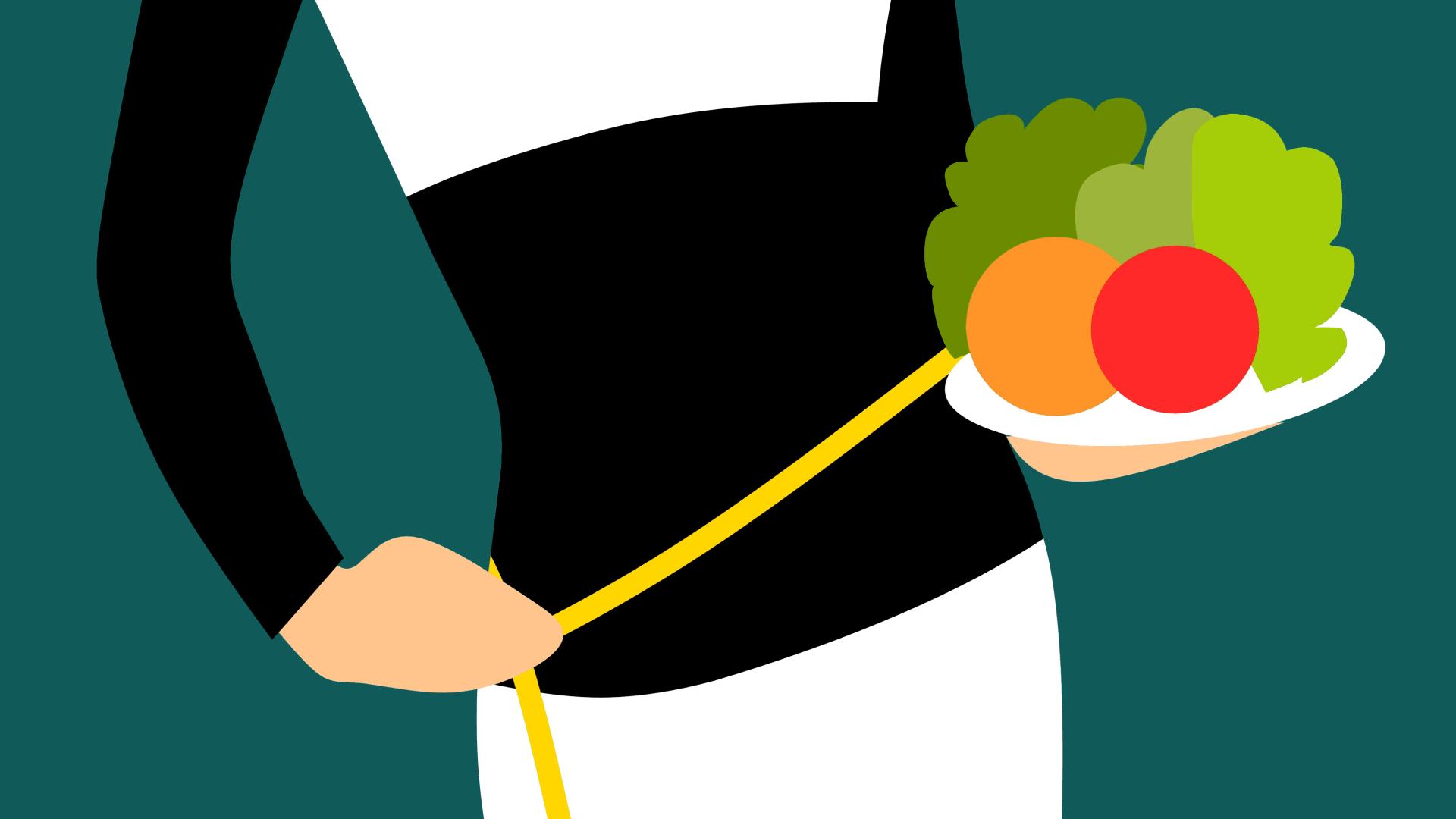 Jak schudnąć bez ćwiczeń? Zgrabne ciało bez wysiłku