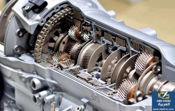كيف يعمل كمبيوتر علبة السرعة (القير) ؟