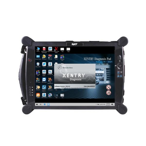 set-c5-c4-mb-sd-connect-xentry-v-2021-6-evg7-dl46-diagnostic-tablet-pc