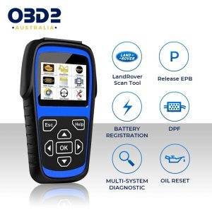 land rover jaguar obd2 scan tool full system a