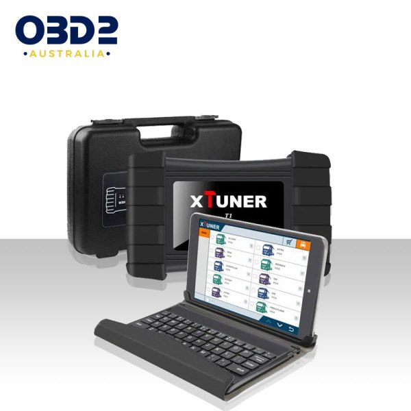 heavy duty truck diagnostic scan tool xtuner t1 a