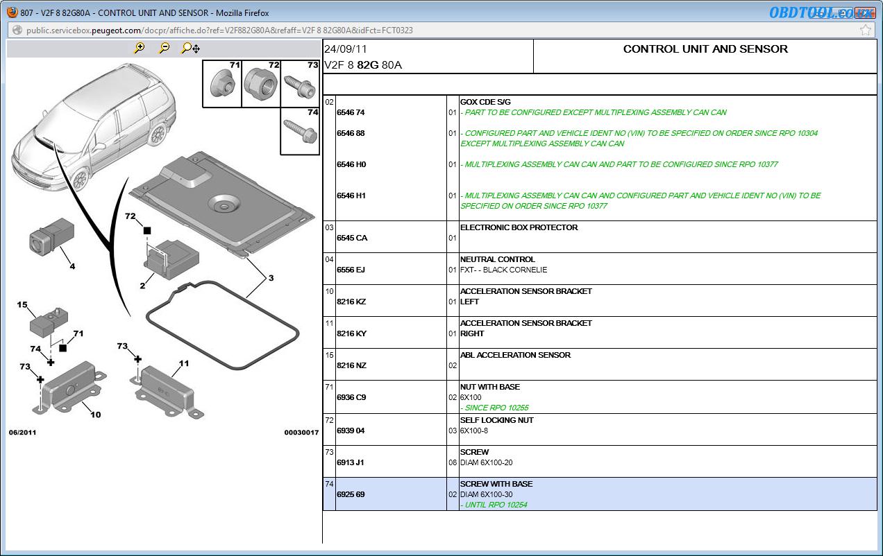 peugeot 307 radio wiring diagram [ 1272 x 802 Pixel ]
