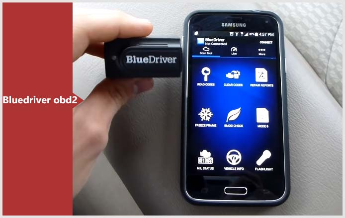 BlueDriver OBD2 Reviews