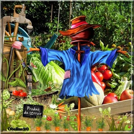 Défi je jardine, tu jardines ......