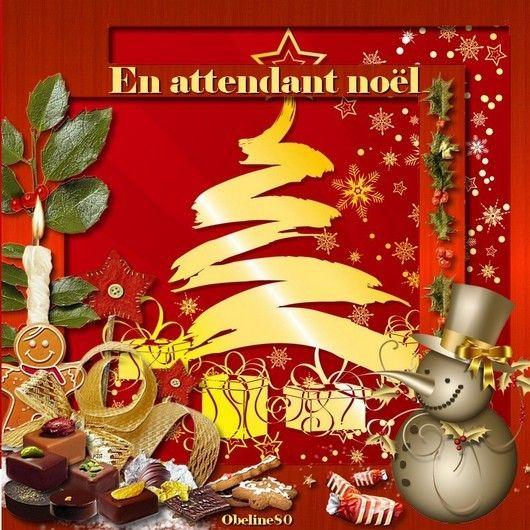 Défi En attendant Noël