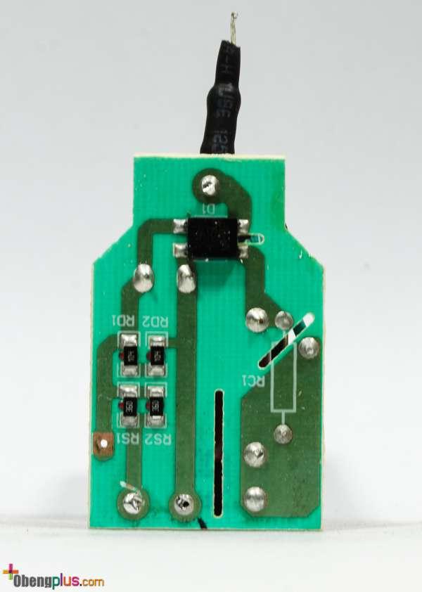 Resistor Untuk Lampu Led Tegangan Ac : resistor, untuk, lampu, tegangan, Melihat, Lampu, Inside