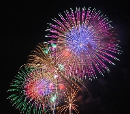 仙台七夕花火祭り2015