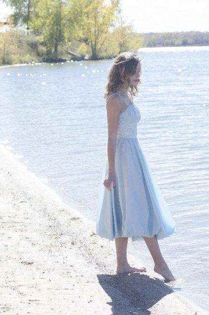 結婚式お呼ばれドレス7