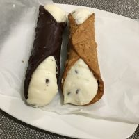 USCIS Interview and Cannoli