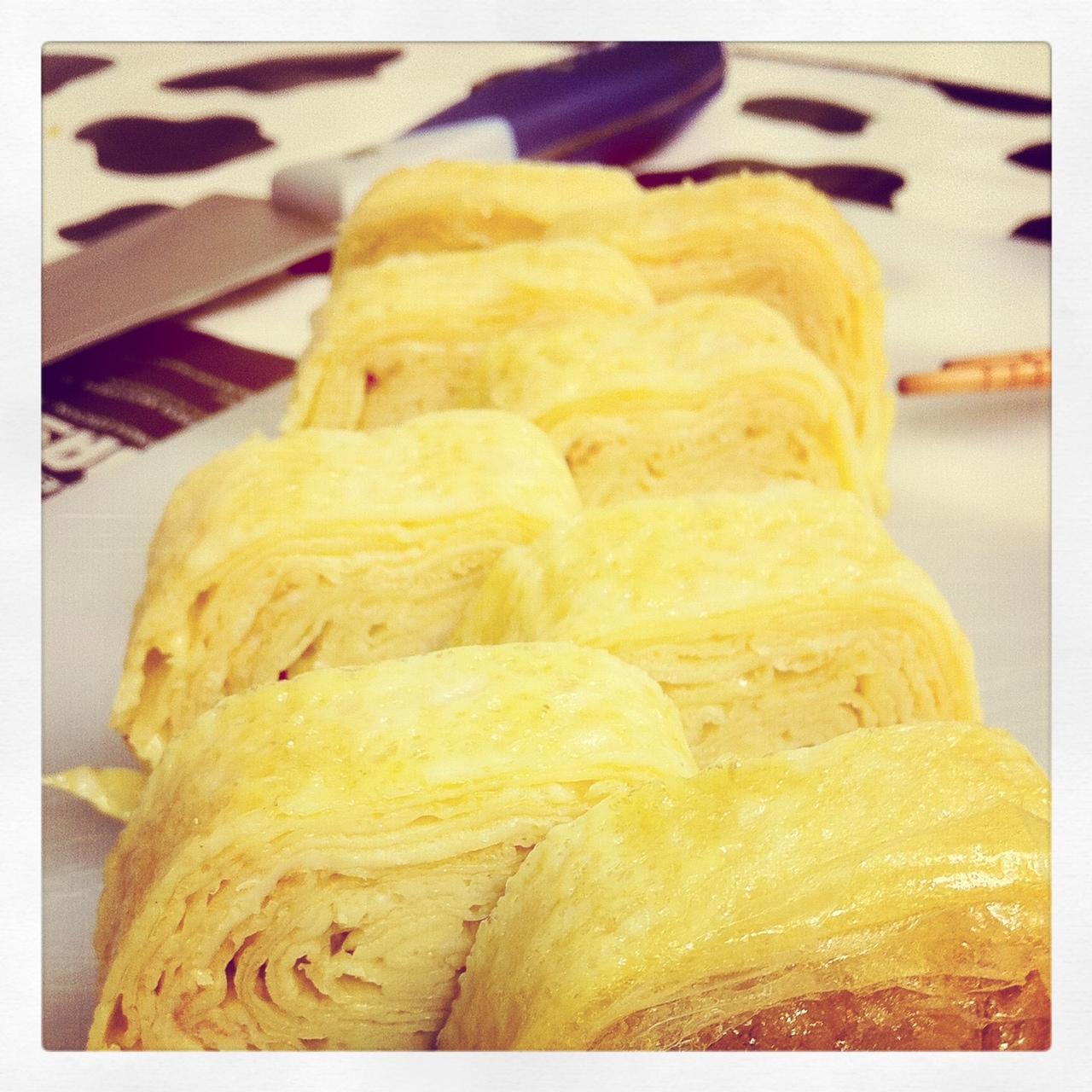 Tamagoyaki tortilla japonesa  Obento Time