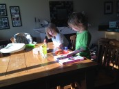 St Paddy's Day party - the Play Group version