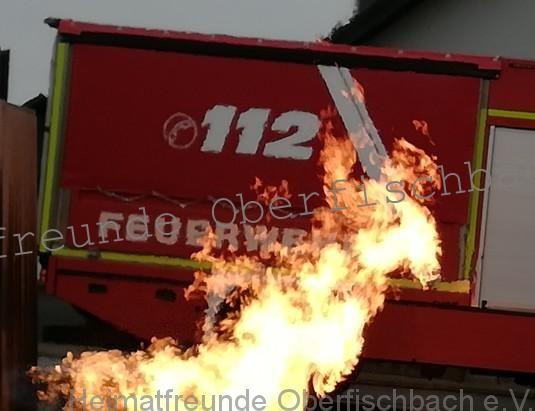 112 Feuerwehr