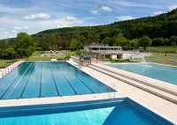 Schwimmbder und Badeseen  Oberhessen
