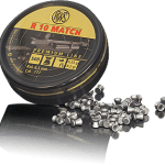 RWS R10 Premium Match Rifle Pellet Tins by Lot Number (500 pellets)