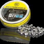 RWS Meisterkugeln - Tin (500 Pellets)