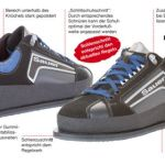 Sauer Easy Style Flex Shooting Shoes - Pistol