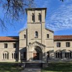 Asia House, ex Graduate School of Theology.