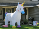 Essential workers unicorn