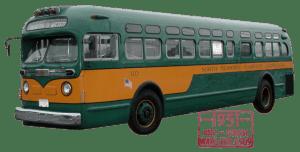 Fairview Park School Bus c. 1955.
