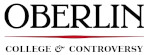 Oberlin College and Controversy Logo