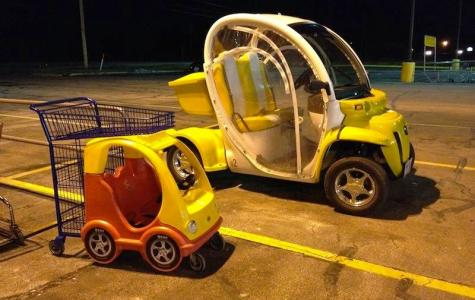 Electric Car Greener Alternative to Gas-Powered Vehicles