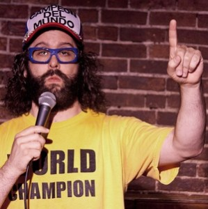 Off the Cuff with Judah Friedlander