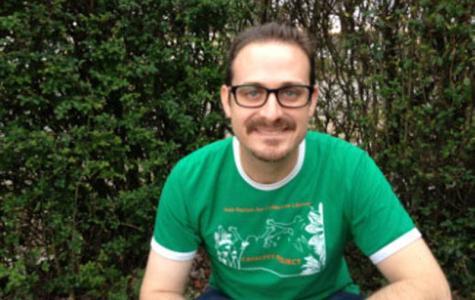Off the Cuff: Chris Crass, author, activist and anti-racist organizer