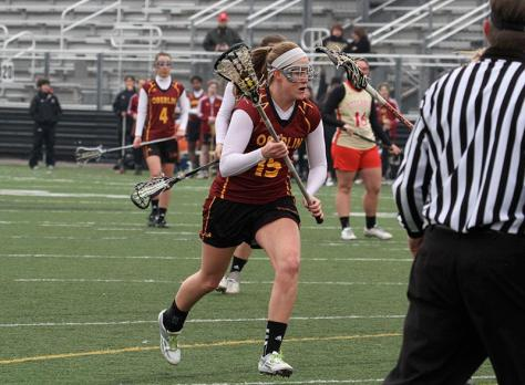 Lax Plays to Strengths, Nabs Consecutive Wins