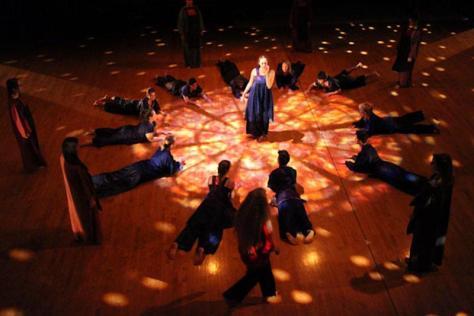 'Spring Back' Revitalizes Postmodern Dance