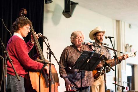 On the Record with Faculty Folk and Country Band Twila and the G'Tarvins