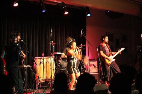 La Yegros Kicks Off U.S. Tour at Oberlin