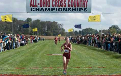 Lehmann Breaks Course Record at All-Ohio