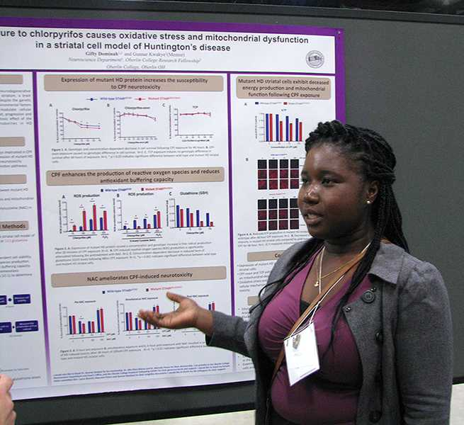 Students Faculty Kick Off Stem Research Week: Research Conference Recognizes Minority STEM Students