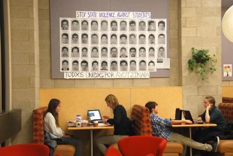 Feature Photo: Todxs Unidxs por Ayotzinapa (All United for Ayotzinapa)