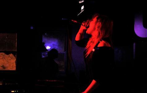 Pharmakon Blurs Line Separating Noise Music, Performance Art