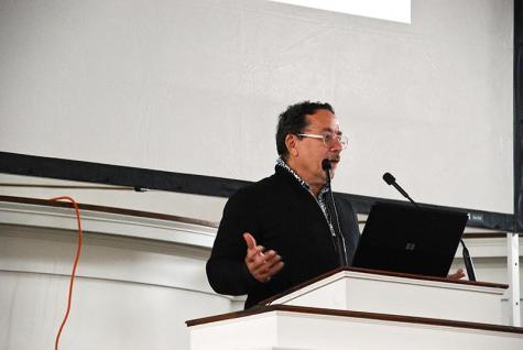 Feature Photo: AMAM Thursday Lecture Series