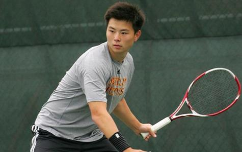 Men's Tennis Beats Gators, Heads to Playoffs