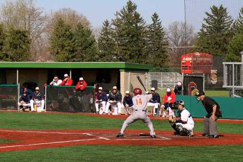 Baseball Upsets Gators, Fighting Scots