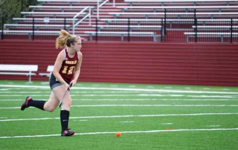 Big Red Surge Past Yeowomen in Second Half