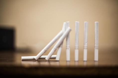 Committee Weighs Tobacco Ban Details