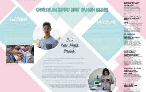 Oberlin Student Businesses